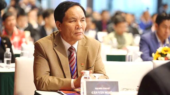 Ai ngồi thay 'ghế nóng' ông Cấn Văn Nghĩa để lại?