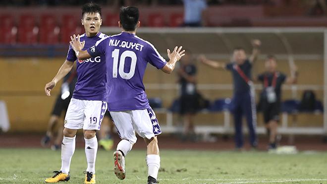 Hà Nội hẹn Bình Dương ở chung kết AFC Cup?