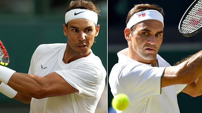 Federer gặp Nadal bán kết Wimbledon 2019: Cuộc chiến 2 vua!