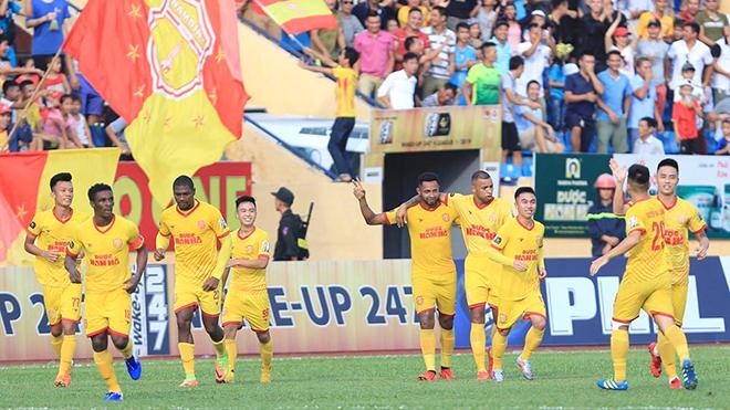 Vòng 19 V League: Từ Chùa Cuối đến Thiên Trường