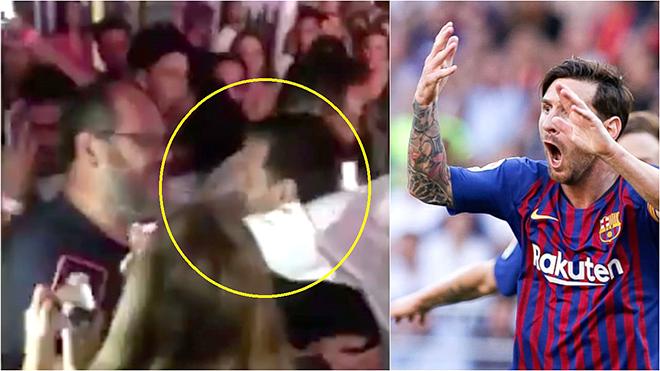 Vì sao Messi bị đuổi đánh ở hộp đêm?
