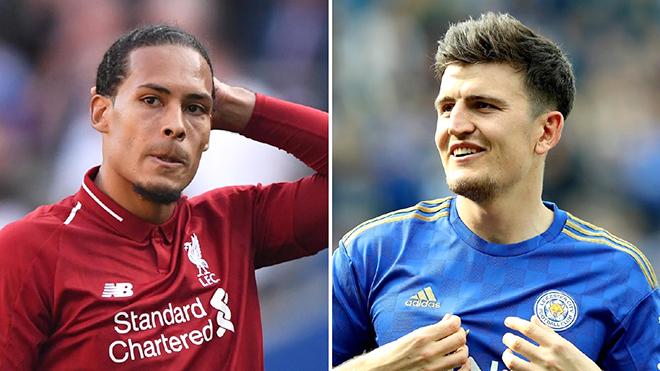 MU: Maguire đắt hơn Van Dijk, nhưng liệu có tốt hơn?