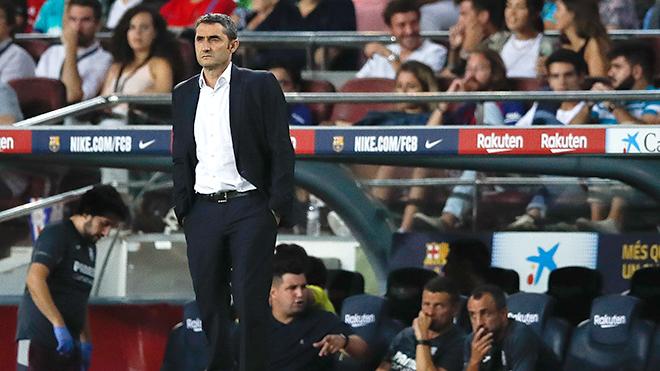 Barca căng thẳng vì chiếc ghế của Valverde