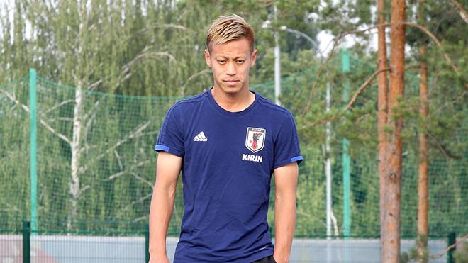 Giấc mơ của Keisuke Honda: World Cup, không phải MU