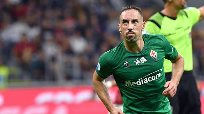 ket qua bong da hôm nay, kết quả bóng đá, kết quả Cúp C1, kết quả C1, truc tiep bong da hôm nay, trực tiếp bóng đá, Ribery, Fiorentina, Serie A, bóng đá Ý