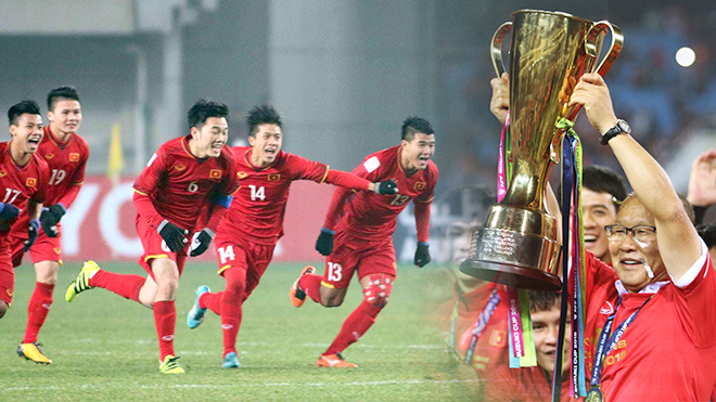 'HLV Park Hang Seo đã nâng tầm giá trị bóng đá nước nhà'