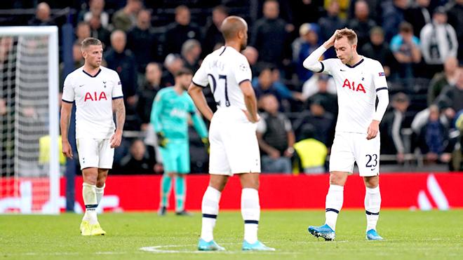 Tottenham thảm bại 2-7: Rơi tự do giữa hai chương sách