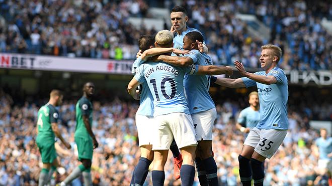 Man City: Bấp bênh ở châu Âu, bản lĩnh ở Premier League