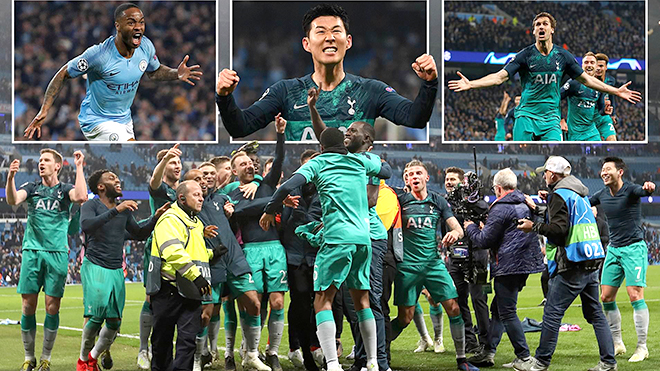 Man City vs Tottenham: Đường về Ngoại hạng chông chênh