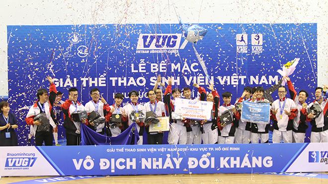 Bế mạc VUG 2019 tại TP.HCM: Một cũ, một mới!
