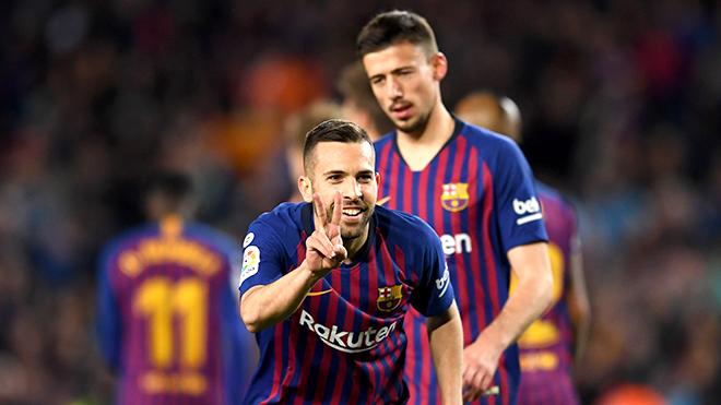 Alaves vs Barca (2h30 ngày 24/4): Hãy để Jordi Alba được thở