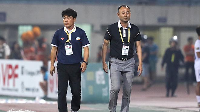 HLV Lee Heung Sil: 'Viettel đã có trận đấu tồi trước HAGL'