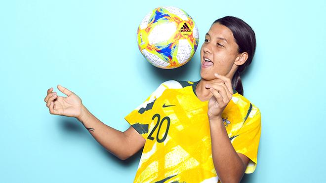 Sam Kerr: Cô gái triệu đô của bóng đá Australia