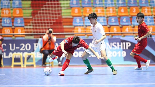 Chuông báo động cho futsal Việt Nam