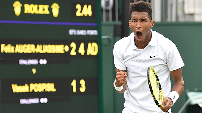 Wimbledon 2019: Đừng quá kỳ vọng vào các thần đồng