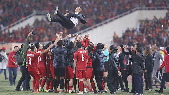 'HLV Park Hang Seo đang rất thiện chí tái ký hợp đồng với VFF'