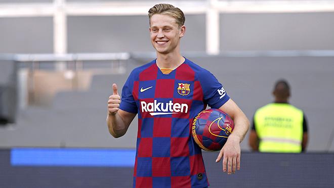 Barca: Với De Jong, Barcelona đã có người kế thừa Xavi?