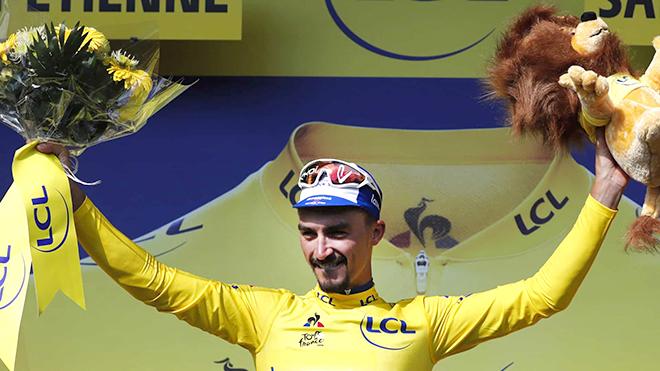 Tour de France 2019: Khi người Pháp ngập tràn hy vọng