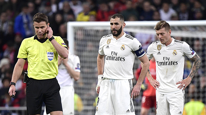 Zidane, người thấy trước tương lai của Real Madrid