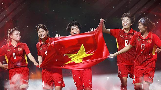 Lịch thi đấu ĐT nữ Việt Nam tại vòng loại thứ 2 Olympic Tokyo 2020