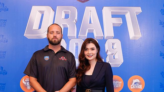 Thang Long Warriors hoàn thiện đội hình sau VBA Draft 2019