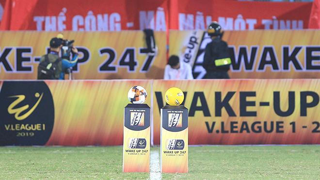 Cuối cùng V-League cũng trở lại