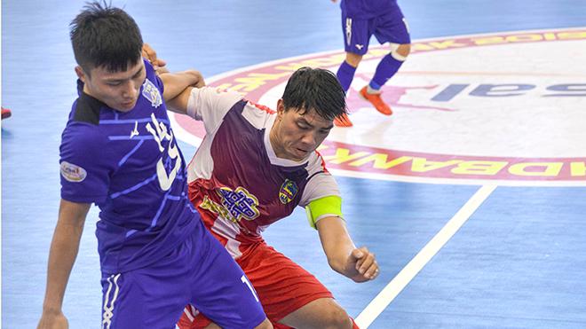 VCK giải futsal HDBank VĐQG 2019: Chiến thắng 'nhạt' của ĐKVĐ Thái Sơn Nam