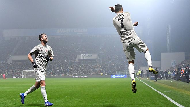 Atletico vs Juventus: Ngày trở lại Madrid, Ronaldo là một người khác