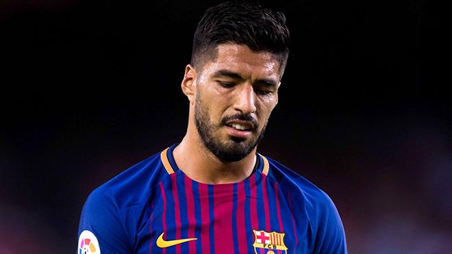 Barca: Biết xấu hổ không Luis Suarez?