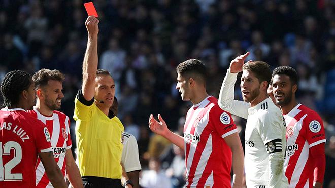 Real Madrid: Ngã xuống ở Bernabeu