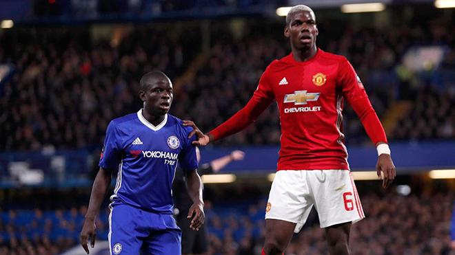 Những cuộc chiến quyết định trận Chelsea vs M.U
