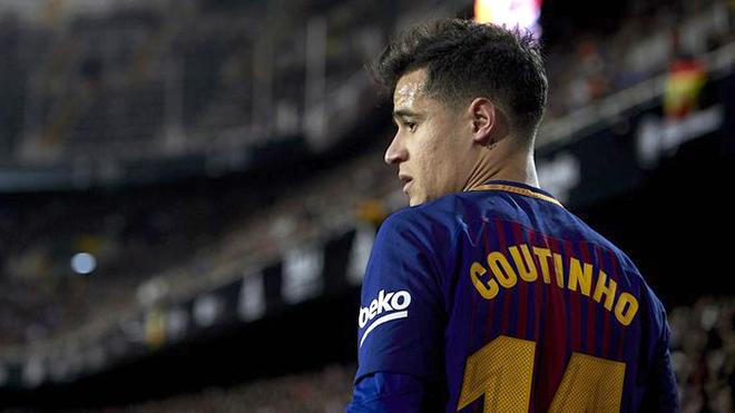 Barca lạc nhịp vì Coutinho