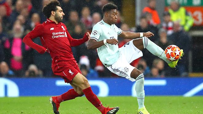 Cục diện cặp Liverpool vs Bayern: Không như mơ nhưng cũng là tốt