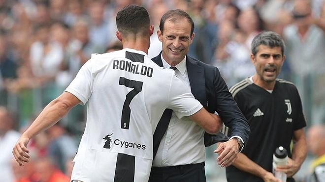 Juventus: Hãy phục vụ Ronaldo, để chiến thắng!