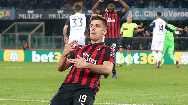 Krzysztof Piatek, món hời của AC Milan