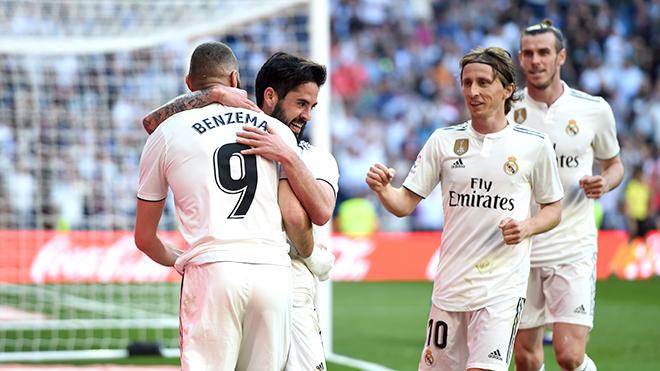 Real và những cuộc tái sinh với Zidane