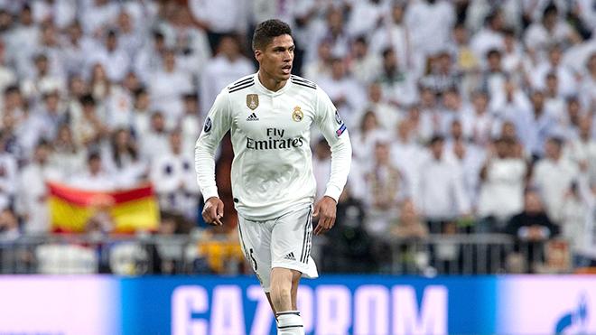 Real Madrid trước những đổi thay: Varane sẽ rời Bernabeu
