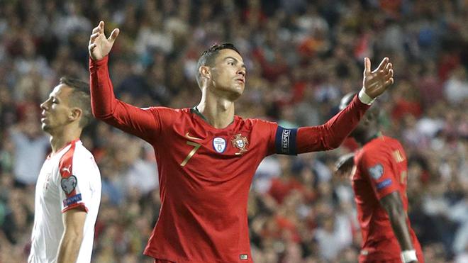 Cristiano Ronaldo không ghi bàn: Đâu phải chuyện giật gân