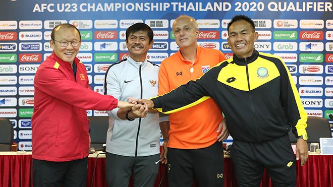 Bạn cũ của thầy Park và tham vọng của người Thái