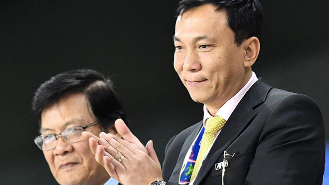 Phó Chủ tịch VFF Trần Quốc Tuấn: 'Bóng đá Việt Nam là niềm tự hào của Đông Nam Á'