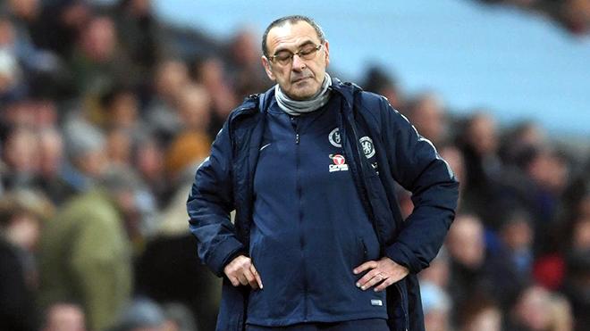 Chelsea có nên sa thải Sarri?