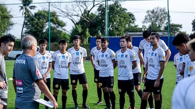 U22 Thái Lan quyết vô địch Đông Nam Á để xốc lại tinh thần