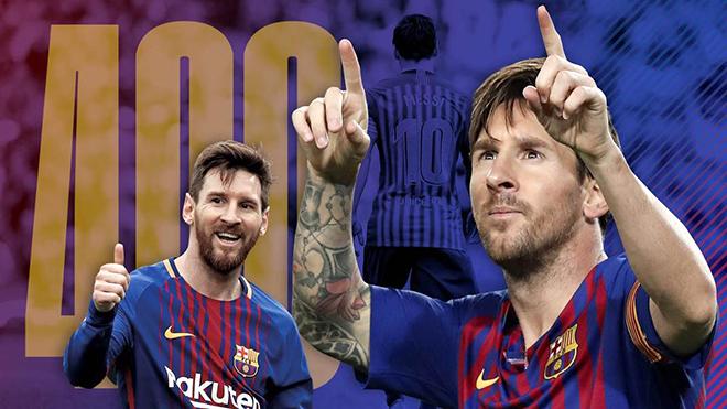 Messi cô đơn vì vắng Ronaldo? Không hề!