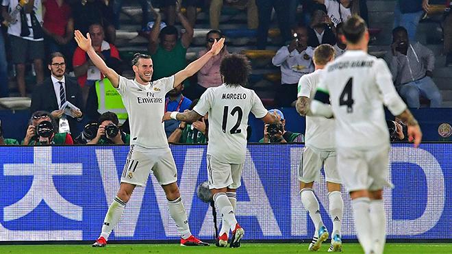Bale trên đường truất ngai Ronaldo