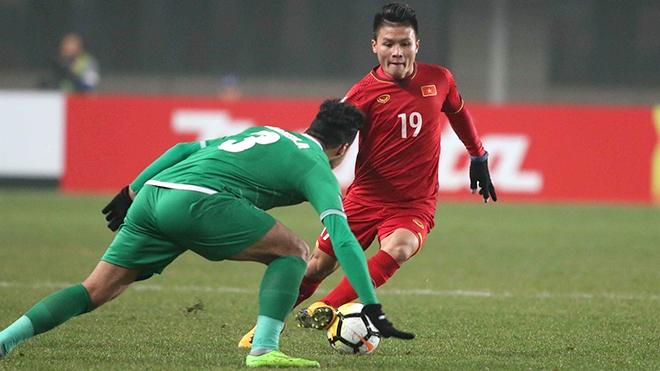 Việt Nam vs Iraq: 'Hòa trước Iraq đã là thành công' (VTV6 trực tiếp bóng đá)