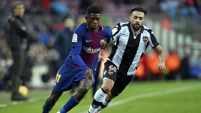 Barca: Valverde sẽ thử nghiệm 'số 9'