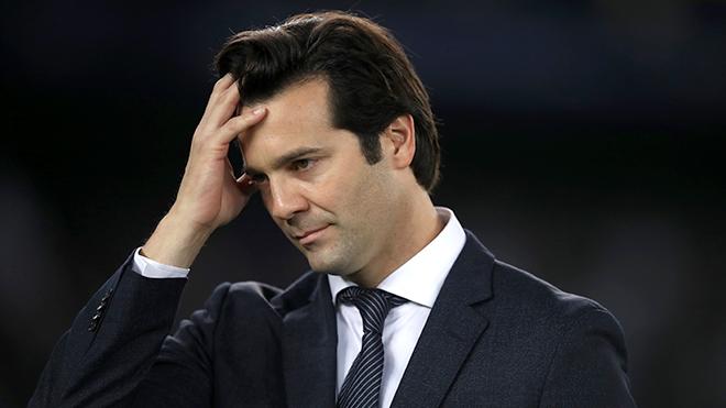 Real Madrid khủng hoảng: Trong cơn túng quẫn, Solari sẽ theo bước Lopetegui?
