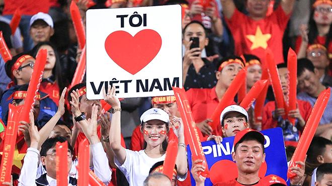 Việt Nam vs Philippines: Niềm tin ở Mỹ Đình