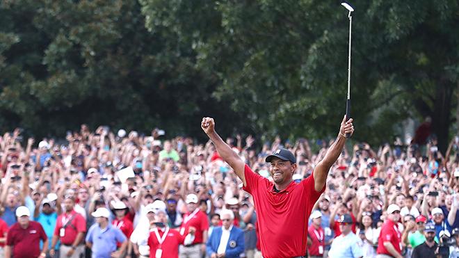 Tiger Woods hướng tới mùa giải 2018-19: Tham vọng ở tuổi 43