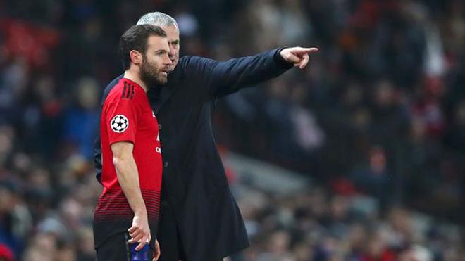 M.U ở Champions League: Mourinho là 'cáo già' nhưng vẫn cần Mata